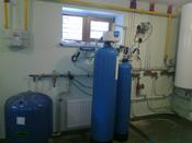 система водоподготовки для коттеджа