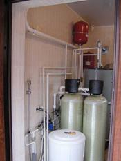 водоподготовка для коттеджа