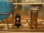 Системы механической фильтрации воды Аркал и Амиад