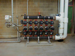 Система для предварительной очистки воды