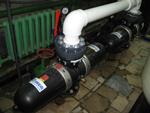Система очистки воды от твердых механических примесей, Ратеп