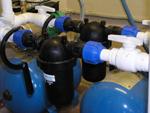 Дисковый фильтр для очистки воды от механических примесей