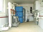 Система механической очистки воды, Логистический центр, Московская обл.