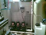 Механический фильтр для воды, гостиница