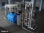 Установка МА-5,0 для подготовки питьевой воды высшей категории в Красноусольске. Объект реализован WATER.RU-Уфа.
