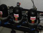 Автоматический дисковый механический фильтр для воды