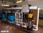 Система обратного осмоса МА 10. Производительность 10 м3/ч
