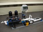 Автоматическая система механической фильтрации воды