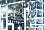 Автоматическая станция фильтрация воды от механических примесей