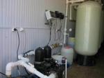 Система предварительной водоподготовки