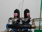 Система предварительной водоподготовки перед системой водоочистки, Вологодская ягода