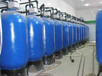 Станция очистки артезианской воды ВЗУ ВЧ 34 011 в Пензенской области. Производительность 200 м3/ч.