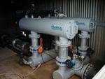Система механической очистки воды,
