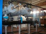 Система автоматической предварительной очистки воды, птицефабрика