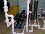 Система грубой механической очистки воды, фабрика Северянин