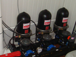 Автоматическая система дисковой механической фильтрации воды