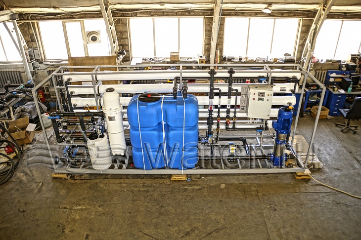 reverse osmosis system ma-25.