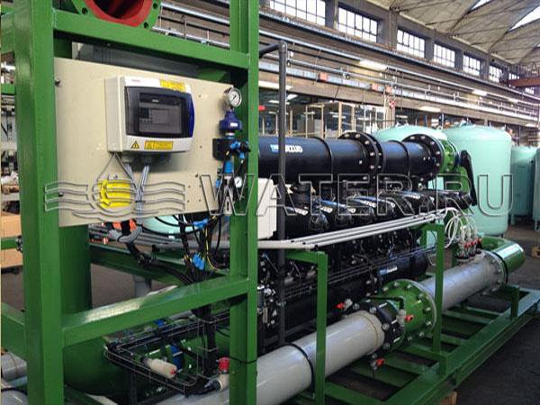 промышленные дисковые фильтры azud для механической очистки воды