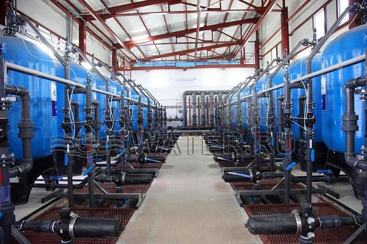 фильтры azud и автоматические станции водоподготовки