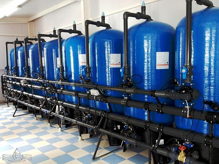 в августе 2013 года завершен монтаж и ввод в эксплуатацию станции водоподготовки для нужд жкх города южно-сахалинск производительностью 100 м3/ч