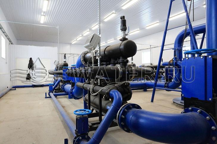 проект реализован группой компаний water.ru