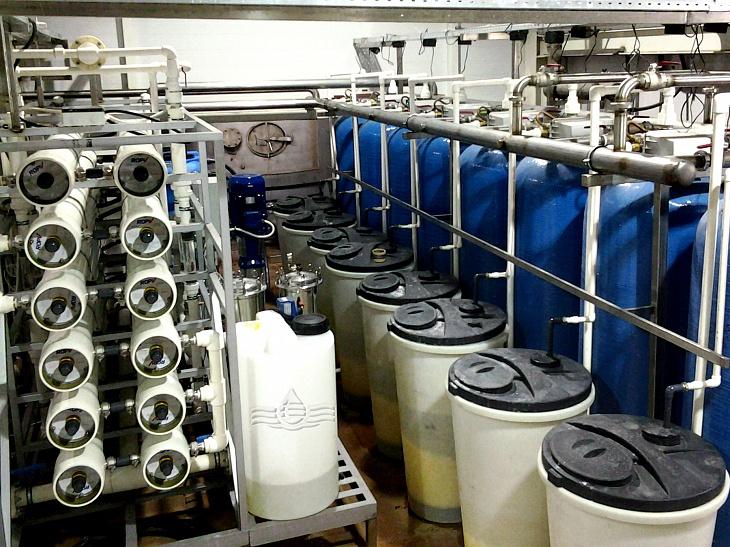группа компаний water.ru успешно завершила работы по вводу в эксплуатацию комплекса водоподготовки по производству деминерализованной воды производительностью 40 м3/ч для нужд