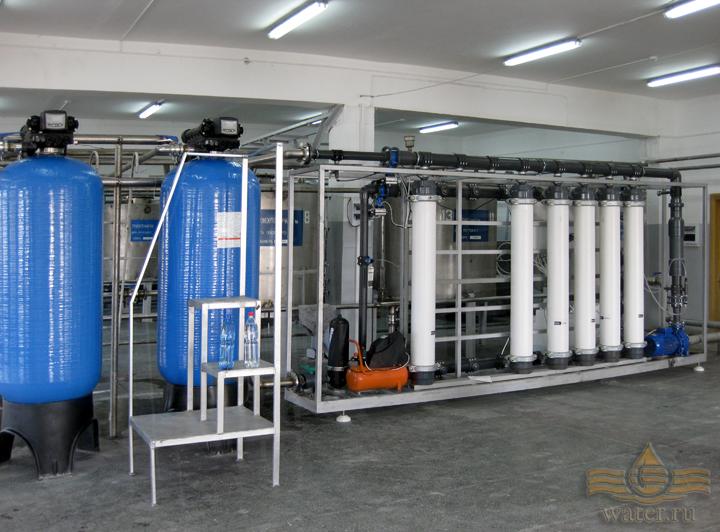 г. черкеск. завершена поставка оборудования водоподготовки для завода по производству питьевой воды оао