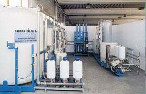 системы деминерализации воды